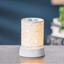 Salerno Mini Scentsy Warmer with Tabletop Base
