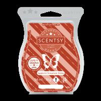 Apple & Cinnamon Sticks Scentsy Bar