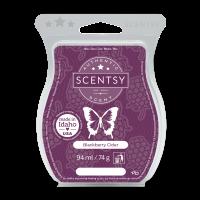 Blackberry Cider Scentsy Bar