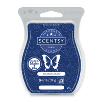 Blueberry Rush Scentsy Bar