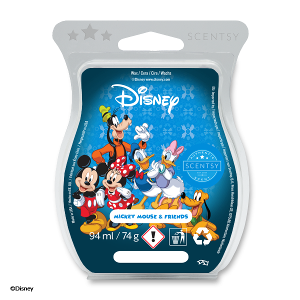 Disney Mickey Mouse & Friends - Scentsy Bar
