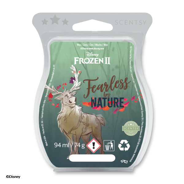 Fearless by Nature - Scentsy Bar