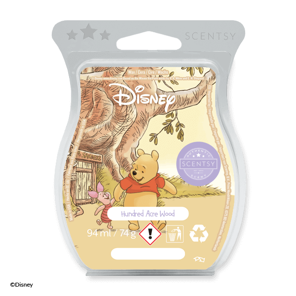 Hundred Acre Wood – Scentsy Bar