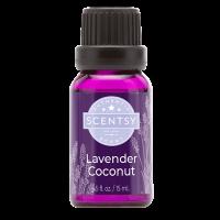 Lavender Coconut Scentsy Natural Oil Blend