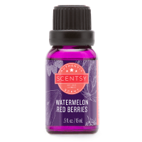 Watermelon Red Berries Scentsy Natural Oil Blend