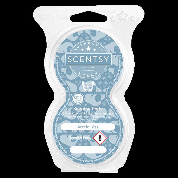 Arctic Kiss Scentsy Pod Twin Pack