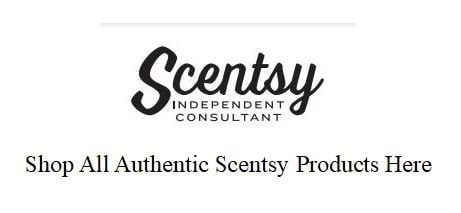 SHOP ALL SCENTSY AUTHENTIC PRODUCTS HERE WICK FREE SCENTED CANDLES