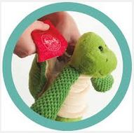turtle scentsy buddy scented teddy