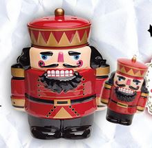 nutcracker scentsy the very first collectible ceramic christmas holiday warmer