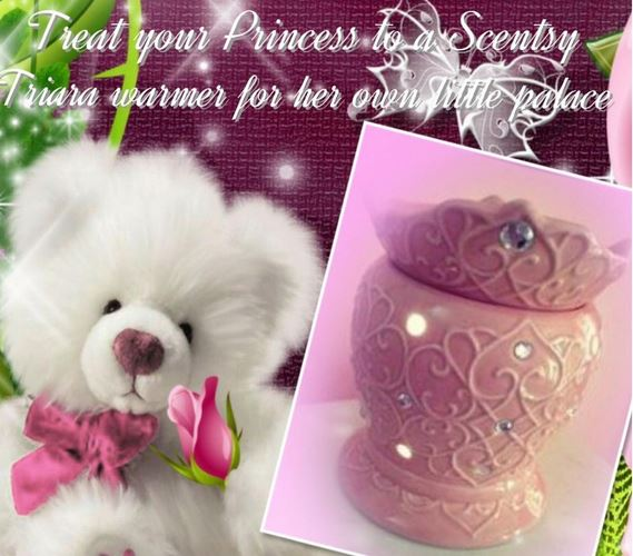princess tiara warmer gift for children