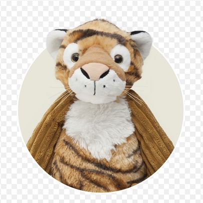 childrens tiger gift teddy scented scentsy buddy