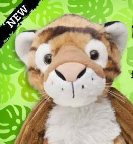 tucker the tiger scented teddy scentsy buddy