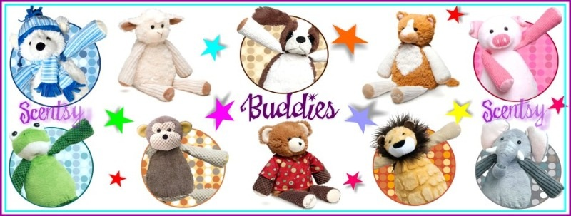 scentsy buddies scented teddies childrens gift