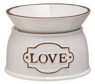 love element scentsy candle warmer