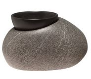 zen rock element scentsy candle warmer