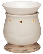 contenta scentsy WICK FREE SCENTED CANDLE warmer DELUXE