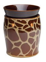 scentsy WICK FREE SCENTED CANDLE warmer GIRAFFE DELUXE