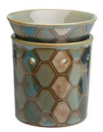 scentsy WICK FREE SCENTED CANDLE warmer tunis deluxe