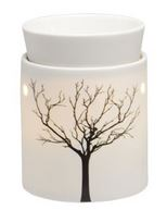 tilia deluxe scentsy WICK FREE SCENTED CANDLE warmer