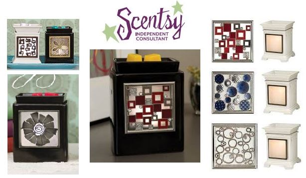Shop buy scentsy gallery warmer wickfree scented candles