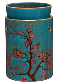 cherry tree wickfree scentsy warmer candle wax scents  premium buy shop wickless