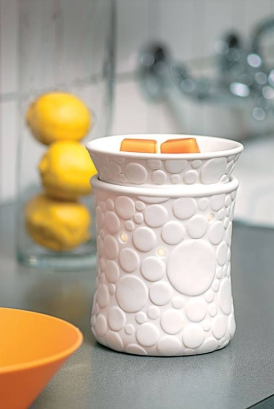 FIZZ wickfree scentsy warmer candle wax scents  premium buy shop wickless