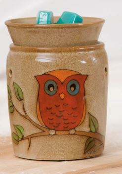 owlet wickfree scentsy warmer candle wax scents  premium buy shop wickless