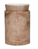 TRAVERTINE CORE BROWN wickfree scentsy warmer candle wax scents  premium buy shop wickless