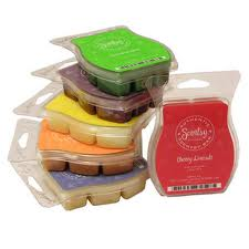 6 pack scentsy bars wickfree scented