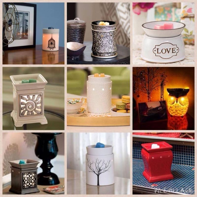 scentsy fragrancewickfree candle warmers scented products