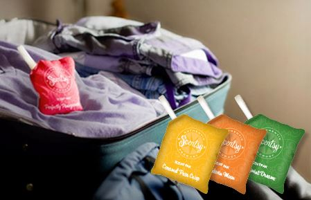 scent pak scents fragrance for suitcases