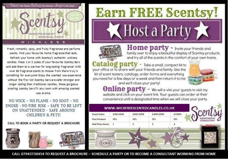Double Host Rewards January 2015 Scentsy Blog