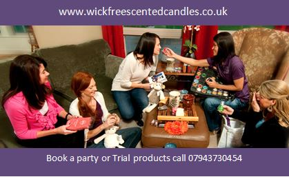 book a party or trial scentsy hartlepool county durham