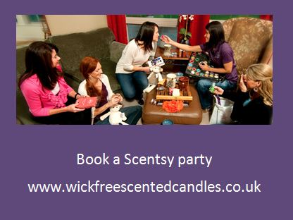 book a scensty wick free candle party north east uk, hartlepool county durham