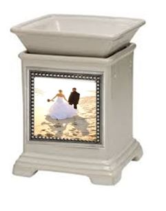 buy scentsy online cream classic gallery candle warmer