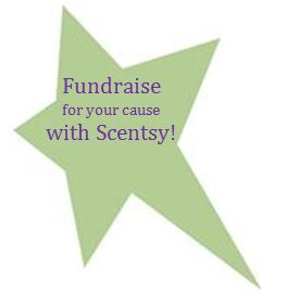fundraise for your cause with scentsy