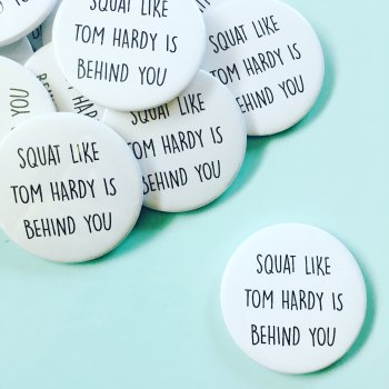 Squat Like Tom Hardy