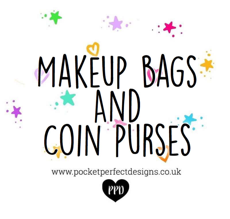 Make Up Bags & Coin Purses