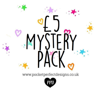 January - £5 Mystery Pack