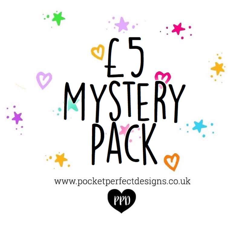 APRIL - £5 Mystery Pack