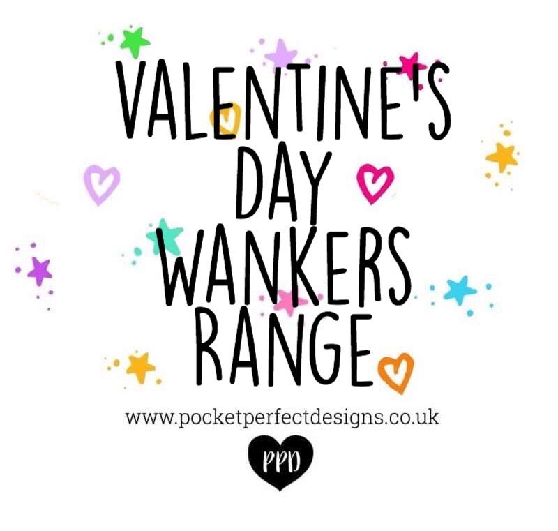 Valentine's Day Wankers Range