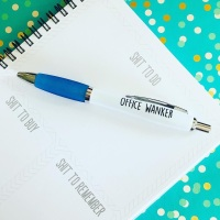Office Wanker Pen