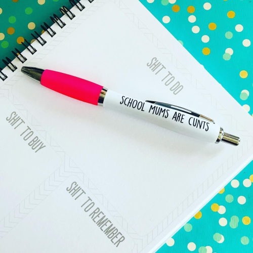 School Mums Pen