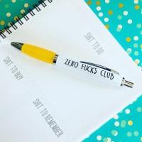 Zero Fucks Pen