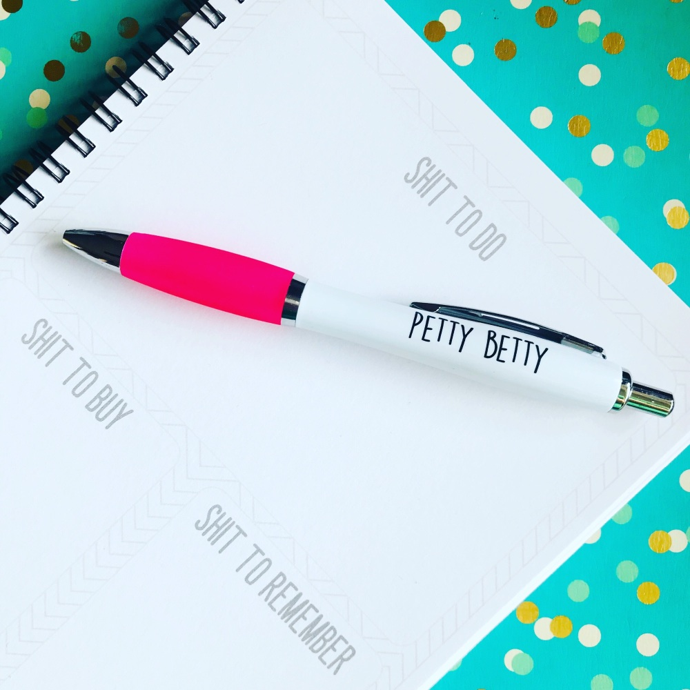 Petty Betty Pen