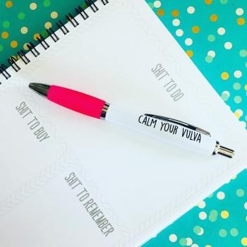 Calm Your Vulva Pen