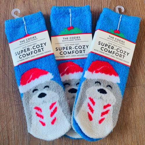 1 Pair Of Socks