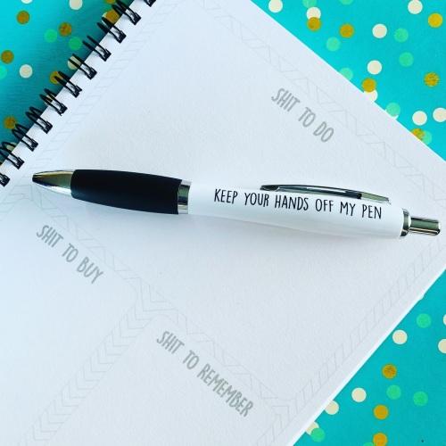 Hands Off Pen