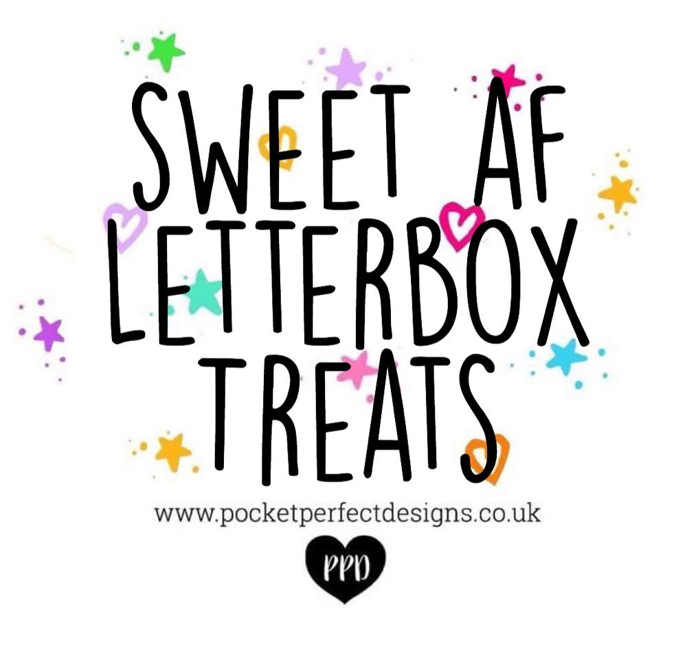 Sweet AF Letterbox Treats