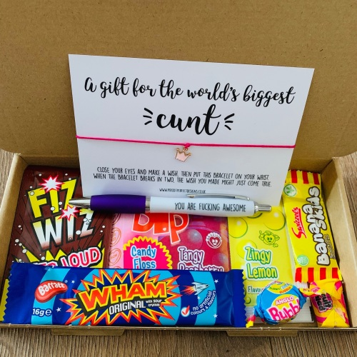 Limited Edition Sweet AF Letterbox Treat No.2